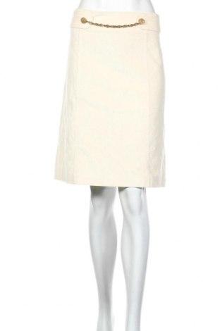 Пола Escada, Размер L, Цвят Екрю, 73% памук, 25% модал, 2% еластан, Цена 91,77лв.