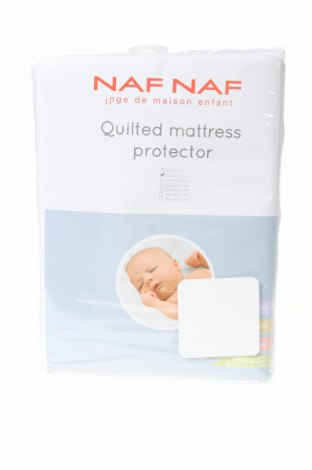 Chránič pro dětské matrace Naf Naf, Barva Bílá, Polyester, Cena  329,00Kč