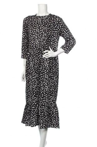 Šaty  Boohoo, Veľkosť L, Farba Čierna, Polyester, Cena  23,01€