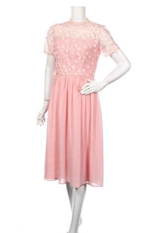 Šaty  Chi Chi, Veľkosť M, Farba Ružová, Polyester, Cena  39,26€