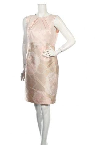 Šaty  Marie Noir, Veľkosť L, Farba Ružová, 60% polyester, 36% polyamide, 4% elastan, Cena  83,51€