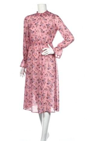 Рокля Tom Tailor, Размер XS, Цвят Розов, Полиестер, Цена 73,00лв.