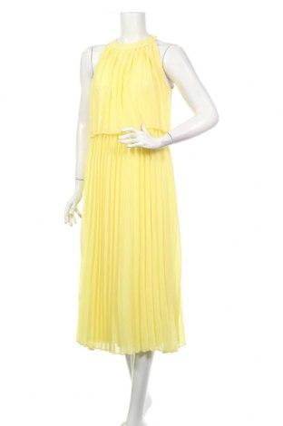 Рокля Tom Tailor, Размер S, Цвят Жълт, Цена 73,00лв.