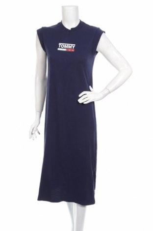 Šaty  Tommy Hilfiger, Veľkosť S, Farba Modrá, Bavlna, Cena  81,96€