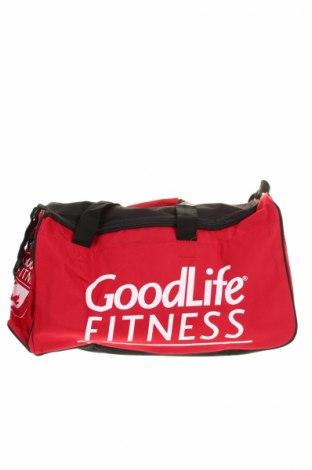 Σακίδιο ταξιδιού Good Life, Χρώμα Κόκκινο, Κλωστοϋφαντουργικά προϊόντα, Τιμή 12,50€