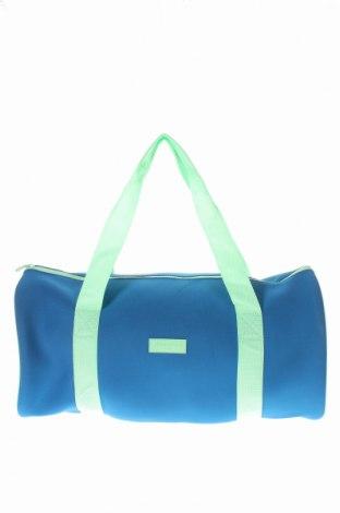 Σακίδιο ταξιδιού Marionnaud, Χρώμα Μπλέ, Κλωστοϋφαντουργικά προϊόντα, Τιμή 11,43€