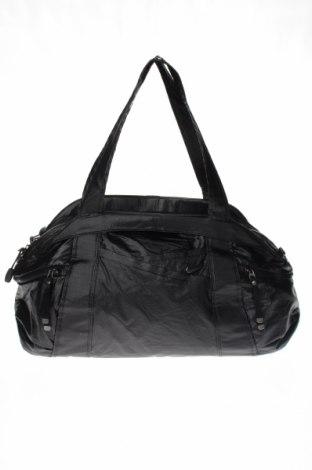 Σακίδιο ταξιδιού Nike, Χρώμα Μαύρο, Κλωστοϋφαντουργικά προϊόντα, Τιμή 24,29€