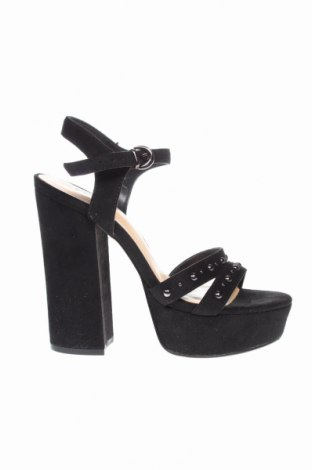 Sandále Bata, Veľkosť 36, Farba Čierna, Textil, Cena  23,33€