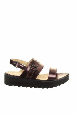 Sandale La Fee Maraboutee, Mărime 37, Culoare Maro, Piele naturală, Preț 444,74 Lei