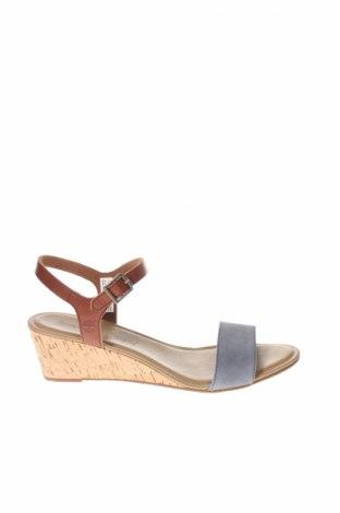 Sandále Timberland, Veľkosť 39, Farba Hnedá, Pravá koža , Cena  59,23€