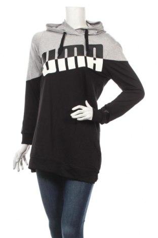 Γυναικείο φούτερ PUMA, Μέγεθος S, Χρώμα Μαύρο, 91% πολυεστέρας, 9% ελαστάνη, Τιμή 56,64€