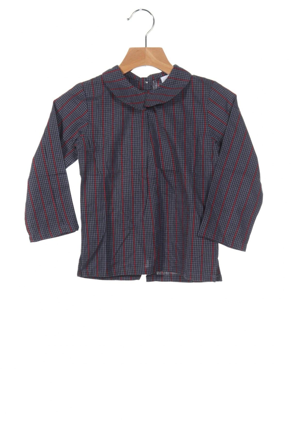Детска блуза Dadati, Размер 2-3y/ 98-104 см, Цвят Многоцветен, Памук, Цена 13,30лв.