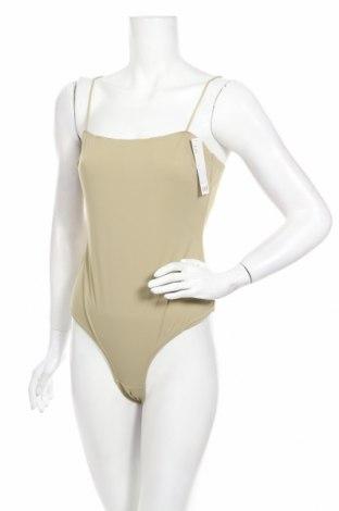Body. Urban Outfitters, Mărime L, Culoare Verde, 84% poliamidă, 16% elastan, Preț 145,56 Lei
