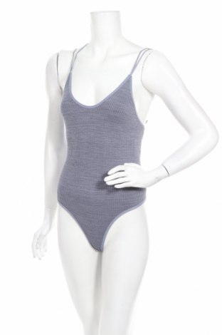 Body. Urban Outfitters, Mărime M, Culoare Albastru, 94% poliamidă, 6% elastan, Preț 145,56 Lei