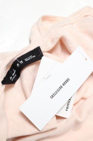 Боди Urban Outfitters, Размер M, Цвят Розов, 63% полиестер, 34% вискоза, 3% еластан, Цена 44,25лв.