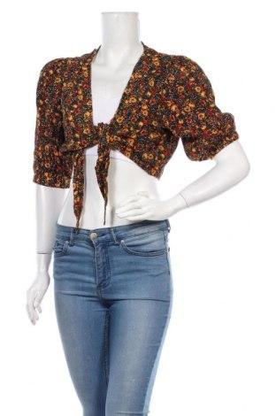Bolero Urban Outfitters, Mărime L, Culoare Multicolor, Viscoză, Preț 104,77 Lei