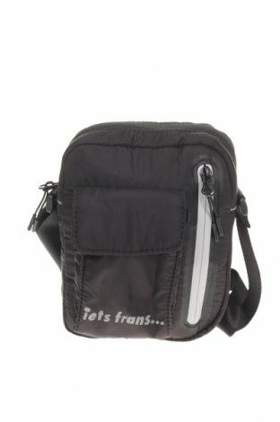 Чанта, Цвят Черен, Текстил, Цена 25,50лв.