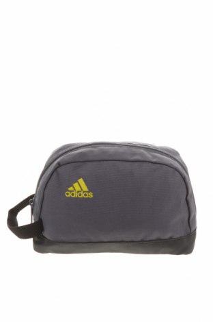 Kosmetický kufřík  Adidas, Barva Šedá, Textile , Cena  485,00Kč