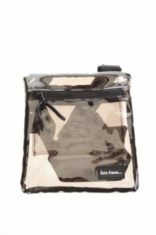 Чанта Urban Outfitters, Цвят Черен, Полиуретан, Цена 34,50лв.
