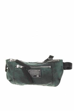 Geantă de brâu BDG, Culoare Verde, Textil, Preț 177,63 Lei