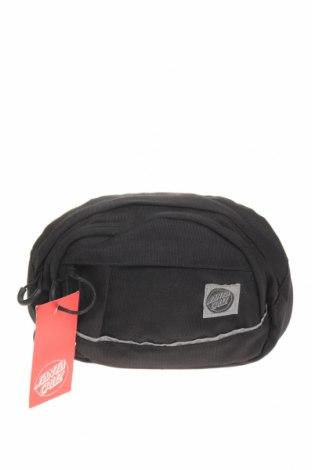 Τσάντα Santa Cruz, Χρώμα Μαύρο, Κλωστοϋφαντουργικά προϊόντα, Τιμή 15,08€