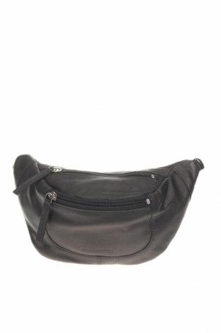 Τσάντα Urban Outfitters, Χρώμα Μαύρο, Γνήσιο δέρμα, Τιμή 26,68€