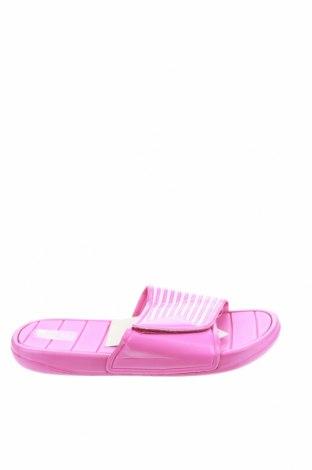 Чехли Kids & Co, Размер 35, Цвят Розов, Полиуретан, Цена 21,84лв.
