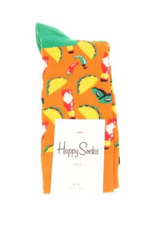 Ponožky Happy Socks, Velikost M, Barva Vícebarevné, 86% bavlna, 12% polyamide, 2% elastan, Cena  185,00Kč