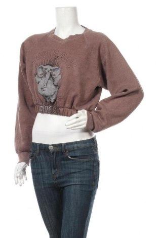 Дамска блуза, Размер S, Цвят Кафяв, Цена 32,00лв.