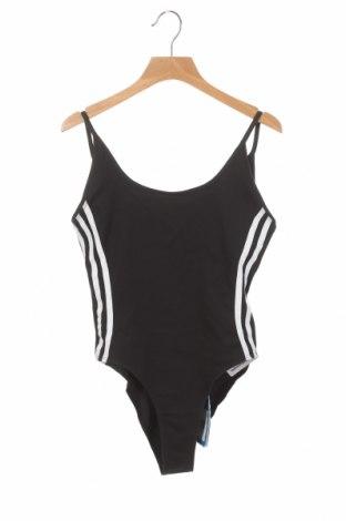 Γυναικεία μπλούζα-Κορμάκι Adidas Originals, Μέγεθος XS, Χρώμα Μαύρο, 93% βαμβάκι, 7% ελαστάνη, Τιμή 25,97€