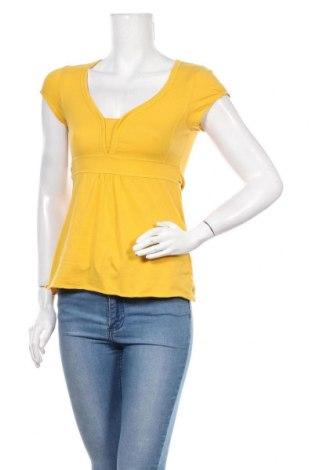 Дамска блуза Avanti, Размер M, Цвят Жълт, Памук, Цена 8,05лв.