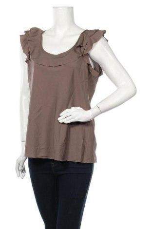Γυναικεία μπλούζα Banana Republic, Μέγεθος L, Χρώμα Καφέ, Πολυεστέρας, Τιμή 19,74€