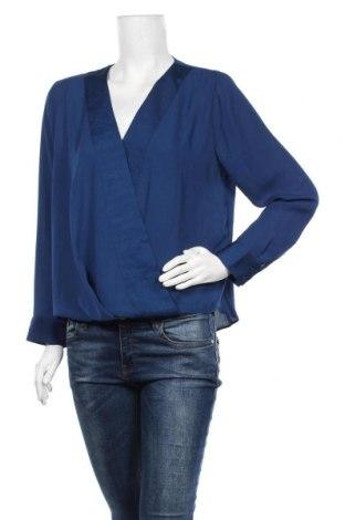 Γυναικεία μπλούζα Banana Republic, Μέγεθος L, Χρώμα Μπλέ, Πολυεστέρας, Τιμή 12,34€