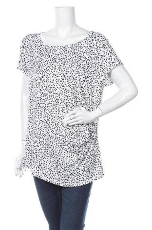 Дамска блуза Brilliant, Размер XL, Цвят Бял, Вискоза, Цена 6,38лв.