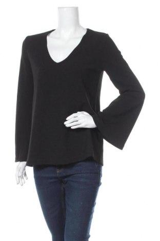 Дамска блуза Country Road, Размер S, Цвят Черен, 95% полиестер, 5% еластан, Цена 17,85лв.