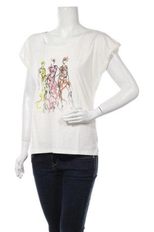 Дамска блуза Cream, Размер M, Цвят Екрю, Памук, Цена 57,67лв.
