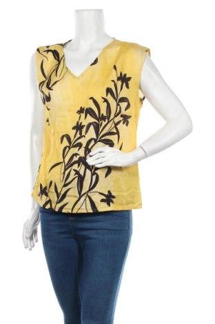 Дамска блуза Cream, Размер S, Цвят Жълт, 100% вискоза, Цена 50,37лв.