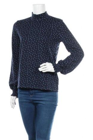 Γυναικεία μπλούζα Cream, Μέγεθος M, Χρώμα Μπλέ, 68% πολυεστέρας, 30% βισκόζη, 2% ελαστάνη, Τιμή 29,35€