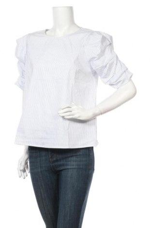 Дамска блуза Cream, Размер M, Цвят Син, Цена 46,72лв.