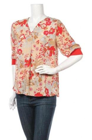 Γυναικεία μπλούζα Cream, Μέγεθος M, Χρώμα Πολύχρωμο, Βισκόζη, Τιμή 29,73€