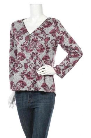 Дамска блуза Floyd By Smith, Размер L, Цвят Многоцветен, 84% полиестер, 13% вискоза, 3% еластан, Цена 14,18лв.