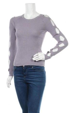 Γυναικεία μπλούζα H&M Divided, Μέγεθος XS, Χρώμα Βιολετί, 80% βισκόζη, 20% πολυαμίδη, Τιμή 12,70€