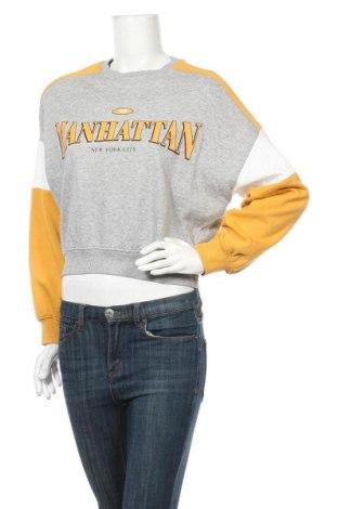 Γυναικεία μπλούζα H&M Divided, Μέγεθος XS, Χρώμα Γκρί, 70% βαμβάκι, 25% πολυεστέρας, Τιμή 19,87€