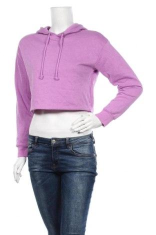 Γυναικεία μπλούζα H&M Divided, Μέγεθος XS, Χρώμα Ρόζ , 60% βαμβάκι, 40% πολυεστέρας, Τιμή 9,38€
