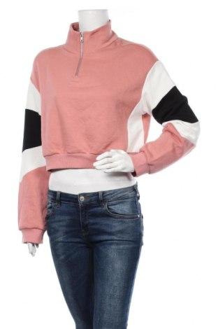 Γυναικεία μπλούζα H&M Divided, Μέγεθος S, Χρώμα Ρόζ , 60% βαμβάκι, 40% πολυεστέρας, Τιμή 10,49€