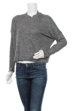 Γυναικεία μπλούζα H&M Divided, Μέγεθος M, Χρώμα Γκρί, 60% πολυεστέρας, 40% βισκόζη, Τιμή 9,94€