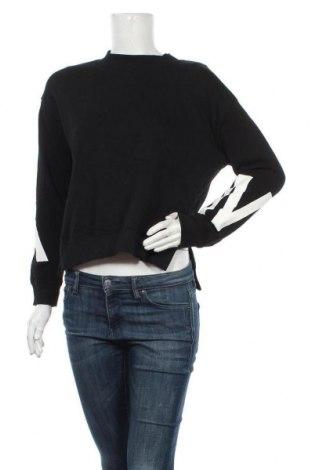 Γυναικεία μπλούζα H&M Divided, Μέγεθος S, Χρώμα Μαύρο, Βαμβάκι, Τιμή 11,72€