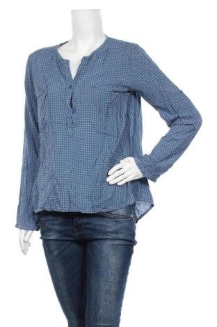 Дамска блуза Haily`s, Размер M, Цвят Син, 60% вискоза, 40% памук, Цена 14,18лв.