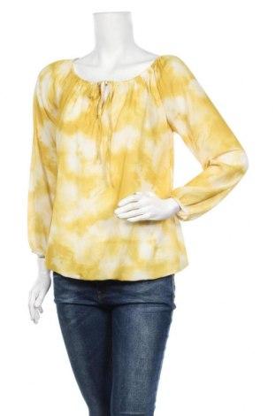 Дамска блуза Haily`s, Размер S, Цвят Жълт, 50% вискоза, 50% полиестер, Цена 14,18лв.
