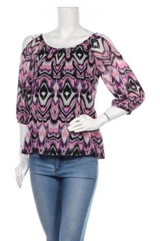 Дамска блуза INC International Concepts, Размер M, Цвят Многоцветен, Полиамид, Цена 21,60лв.
